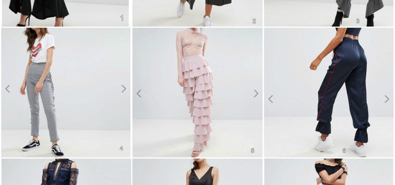 Pantalones Con Volantes Marta Rodie